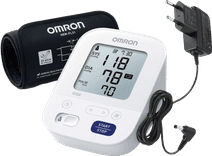 Omron X3 Comfort + AC Adapter
