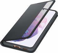 Samsung Galaxy S21 Clear View Book Case Black