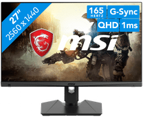 MSI Optix MAG274QRF