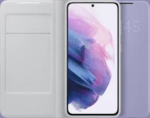Samsung Galaxy S21 128GB Purple 5G + Samsung Smart LED View Cover Purple