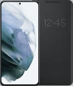 Samsung Galaxy S21 Plus 128GB Black 5G + Samsung Smart LED View Cover Black