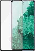 PanzerGlass Case & Fingerprint Friendly Samsung Galaxy S21 Screenprotector Glas Zwart