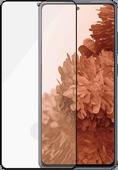 PanzerGlass Case & Fingerprint Friendly Samsung Galaxy S21 Plus Screenprotector Glas Zwart