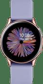 Samsung Galaxy Watch Active2 Rose Gold/Purple 40mm Aluminum