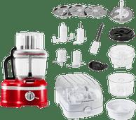 KitchenAid Artisan Food Processor Empire Red