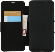 GEAR4 D3O Oxford Samsung Galaxy S9 Plus Book Case Zwart