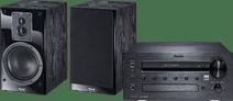 Magnat MC 200 + Signature 503 boekenplank speaker (paar)
