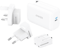 Anker Power Delivery Oplader met Usb C Poort 65W