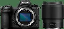 Nikon Z6 II + Nikkor Z 50mm f/1.8
