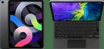 Apple iPad Air (2020) 10.9 inch 256 GB Wifi Space Gray + Magic Keyboard QWERTY