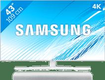 Samsung Crystal UHD 43TU8510 + Soundbar