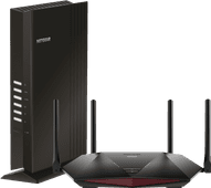 Netgear Nighthawk XR1000 + Netgear EAX20 mesh gaming set