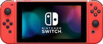 Nintendo Switch: Mario Editie Rood/Blauw