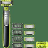 Philips OneBlade Face + Body QP2630 + 4 Extra Scheermesjes