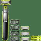 Philips OneBlade Face + Body QP2630 + 3 Extra Shaver Blades