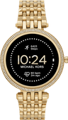 Michael Kors Darci Gen 5E Display MKT5127 Gold/Gold
