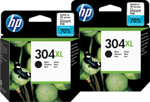HP 304XL Cartridges Black Duo Pack