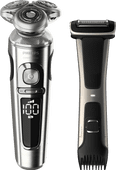 Philips SP9820/12 + Philips BG7025/15 bodygroomer