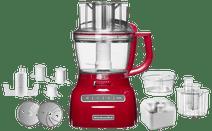 KitchenAid Food Processor Empire Red 3.1L