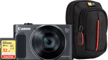 Canon Powershot SX620 HS Zwart Starterskit