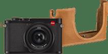 Leica Q2 + Protector Case Bruin
