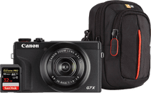 Canon PowerShot G7 X Mark III Starter Kit