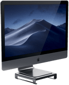 Satechi Aluminum iMac Monitor Standaard Hub Space Grey