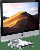 Satechi Aluminum iMac Monitor Stand Hub Silver