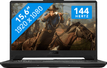 Asus TUF Gaming A15 FX506QM-HN052T