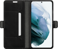 DBramante1928 Copenhagen Slim Samsung Galaxy S21 Book Case Leather Black