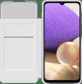 Samsung Galaxy A32 Smart S View Book Case White