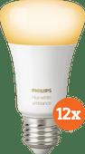 Philips Hue White Ambiance E27 Bluetooth 12-Pack