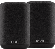 Denon Home 150 Duo Pack Zwart