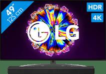 LG 49NANO866NA + Soundbar