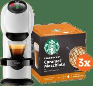 Krups Dolce Gusto Genio S Basic KP2401 Wit + Starbucks Caramel Macchiato