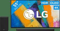 LG OLED55GX6LA + Soundbar