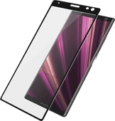 PanzerGlass Sony Xperia 10 Plus Screen Protector Glass Black