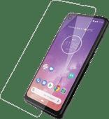 PanzerGlass Case Friendly Motorola One Vision Screenprotector Glas