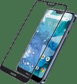 PanzerGlass Nokia 7.1 Screen Protector Glass Black