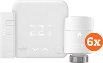 Tado Smart Thermostat V3 + Starter Pack + 6 Radiator Knobs