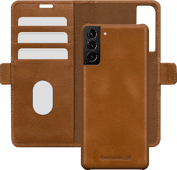 DBramante1928 Lynge Samsung Galaxy S21 2-in-1 Cover Leather Brown