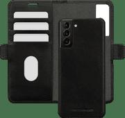 DBramante1928 Lynge Samsung Galaxy S21 2-in-1 Cover Leer Zwart