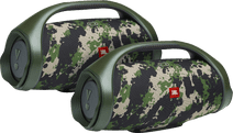 JBL Boombox 2 Duo Pack Squad