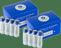 Veripart Alkaline AA Batteries 24 units Duo Pack