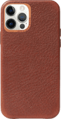 Decoded Apple iPhone 12 Mini Back Cover with MagSafe Magnet Leather Brown
