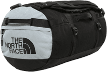 The North Face Gilman Duffel S 50L Black/Mid Grey