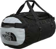 The North Face Gilman Duffel M 71L Black/Mid Grey The North Face Base Camp duffel