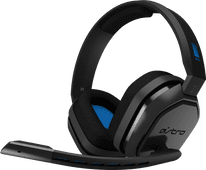 Astro A10 Gaming Headset for PC, PS5, PS4, Xbox Series X/S, Xbox One - Black/Blue