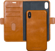 DBramante1928 Lynge Apple iPhone Xs Max 2-in-1 Case Leather Brown