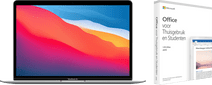 Apple MacBook Air (2020) MGN63N/A Space Gray + Microsoft Office 2019